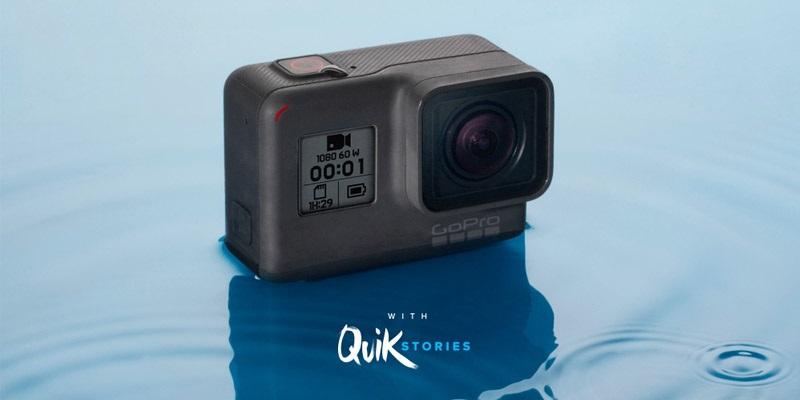 Nová GoPro HERO: maximálna výbava za veľmi priaznivú cenu
