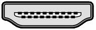 HDMI port