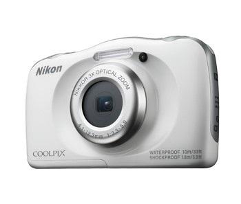 Detský fotoaparát Nikon Coolpix W100