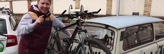 Ako vybrať nosič na bicykle