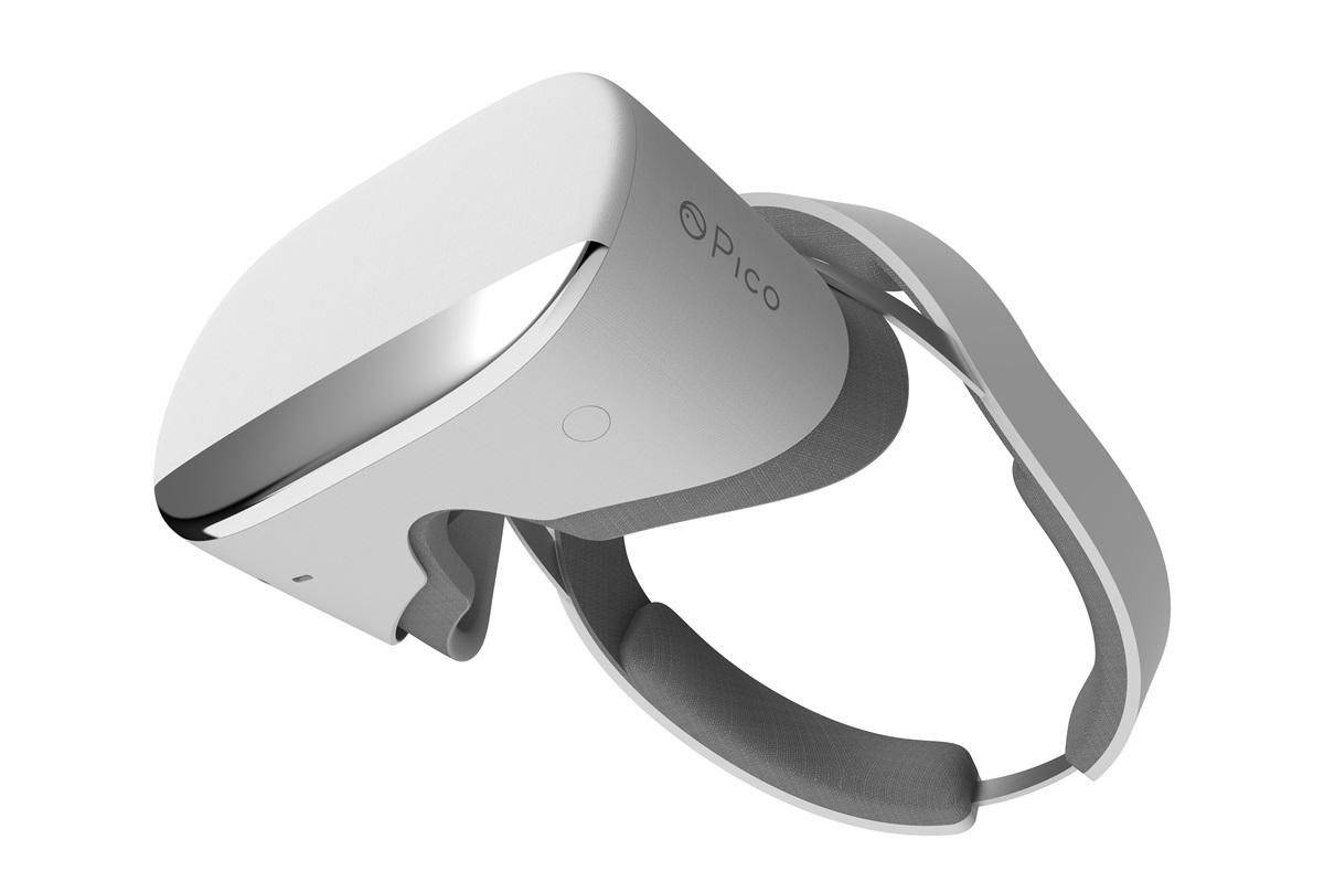 Pico Neo CV CES 2017 VR headset virtuálna ralita