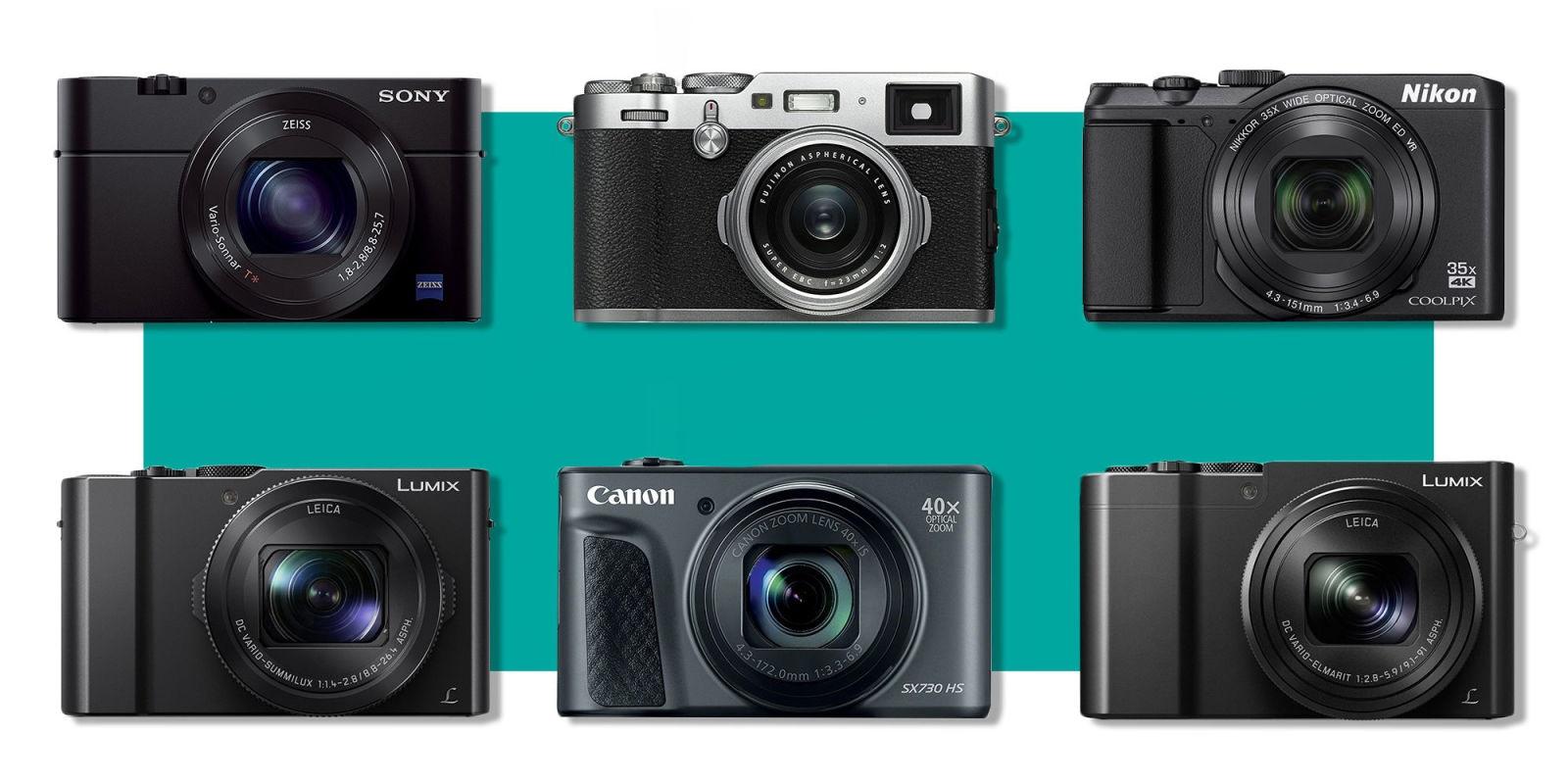 Vyberáme kompaktný fotoaparát