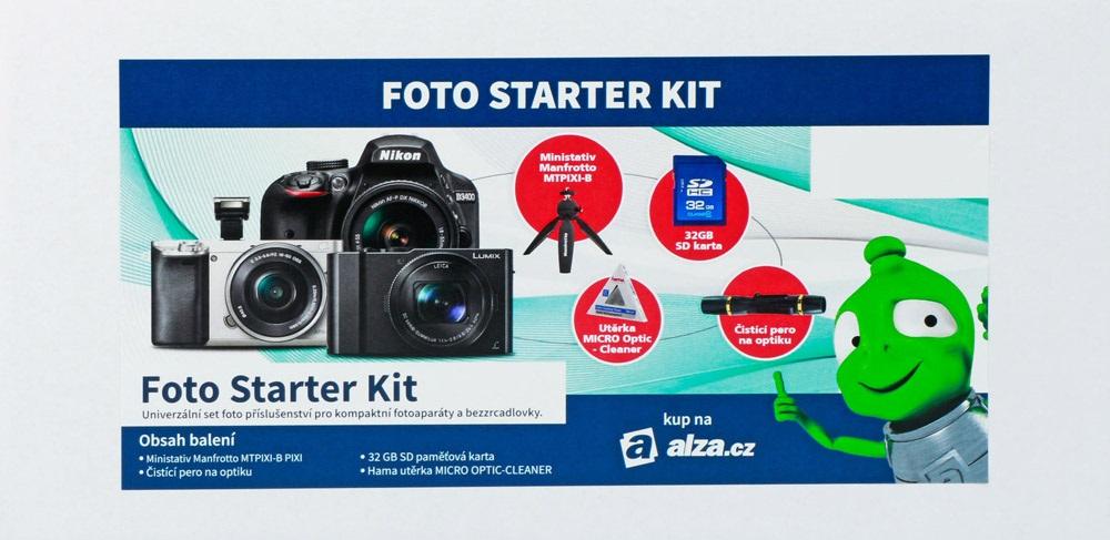 Alza Foto Starter Kit 32 GB
