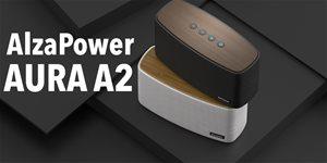 ad0d19db510ea AlzaPower Aura 2 (RECENZIA) – prémiový reproduktor z našej záhradky