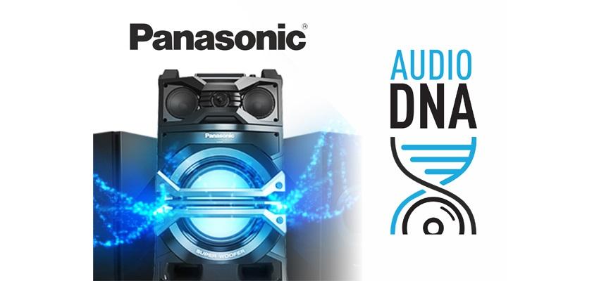 Objavte svoju Audio DNA s Panasonic