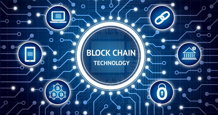 Blockchain technológia; CES 2018