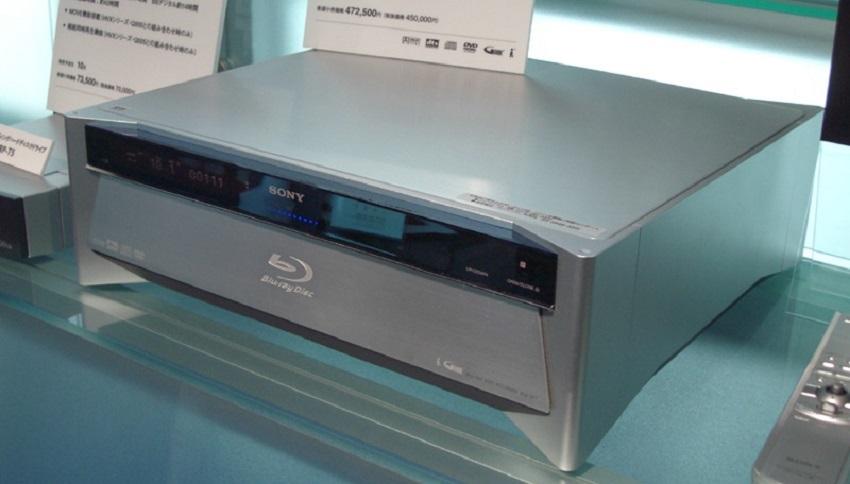 Sony BDZ-S77