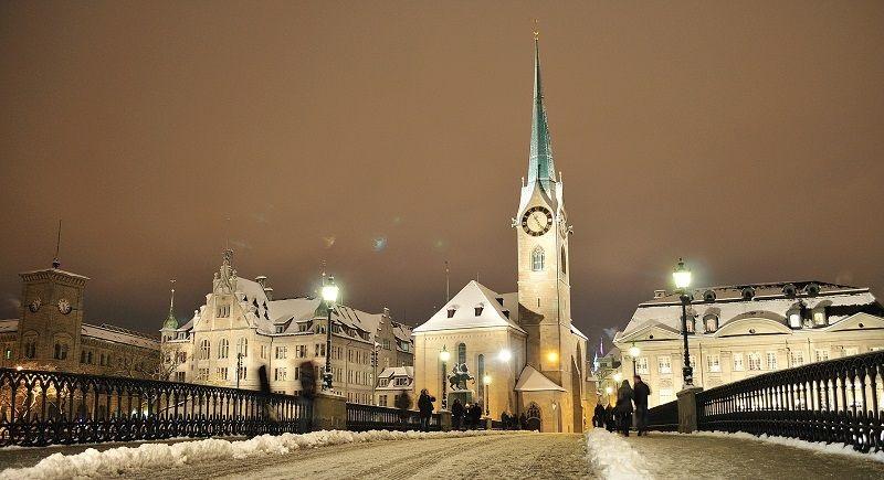 Najväčšie mesto Švajčiarska