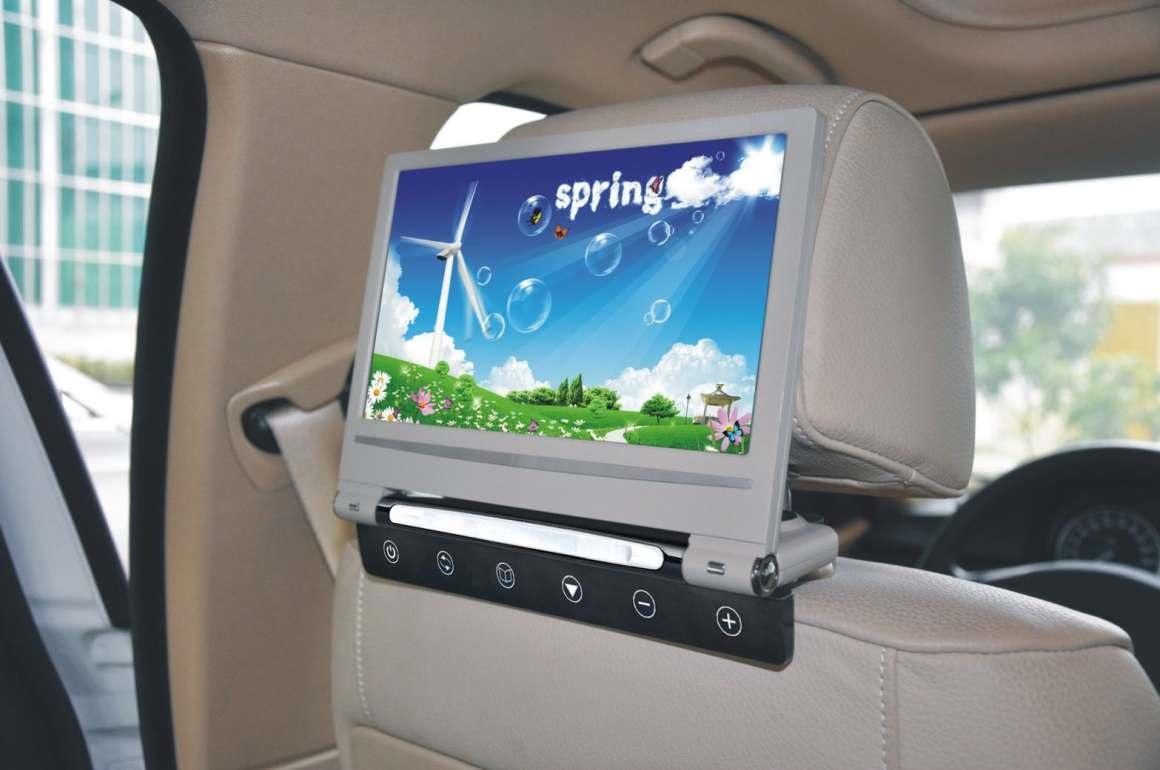 e235d336b Aký DVD prehrávač do auta vybrať? | Alza.sk