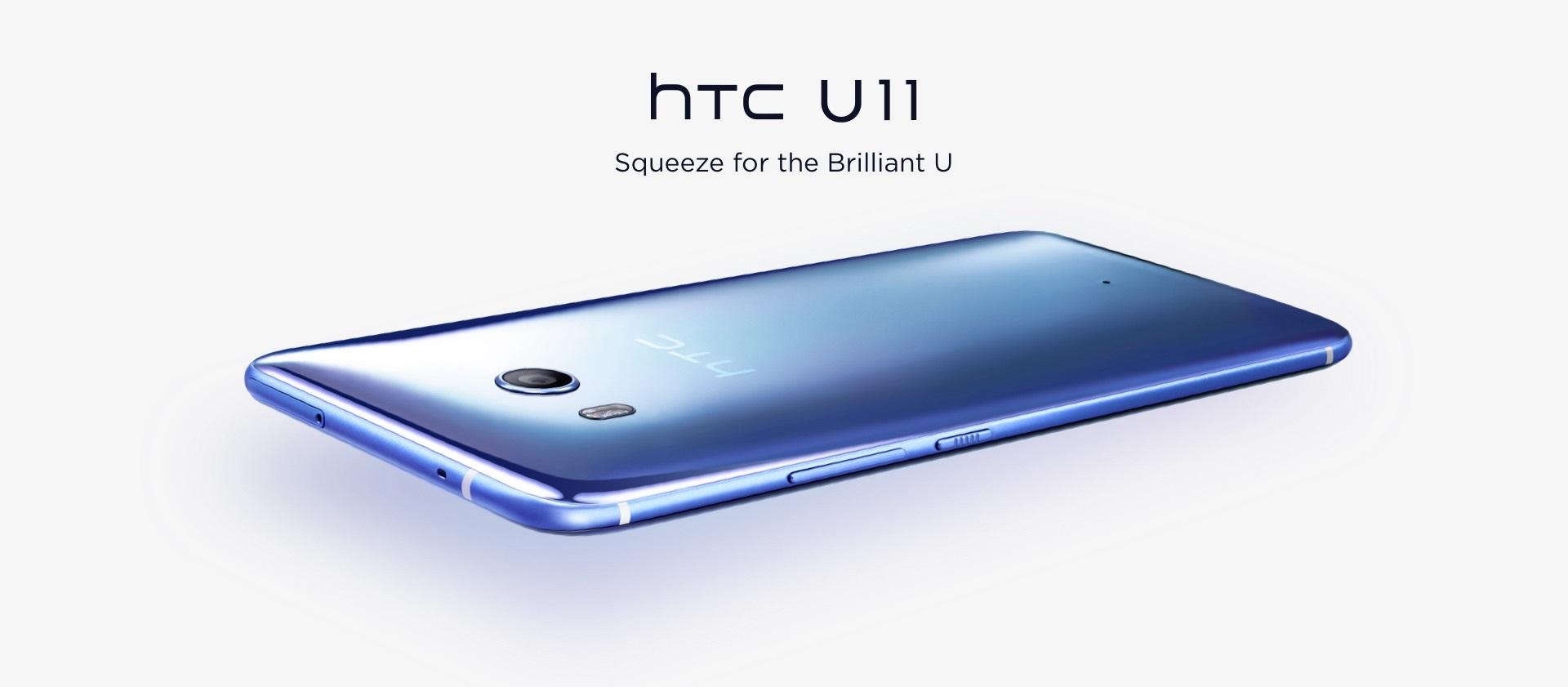 88f4bd38d HTC U11, revolučné dotykové ovládanie a najlepší fotoaparát súčasnosti!