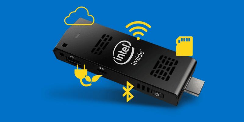 Nový Intel Compute Stick. Aká je jeho druhá generácia?