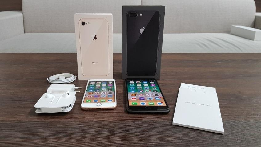 Test iPhone 8 a iPhone 8 Plus (RECENZIA)  e8e39ac74c9