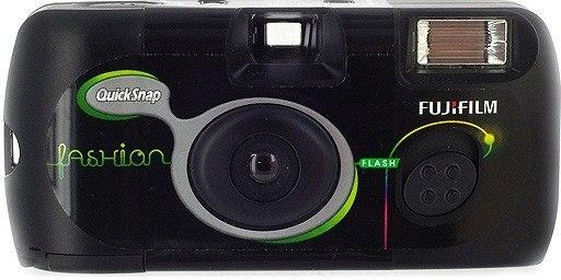 Jednorazový foťák Fujifilm QuickSnap Fashion 400/27