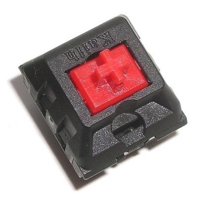 Mechanický spínač Kailh Red
