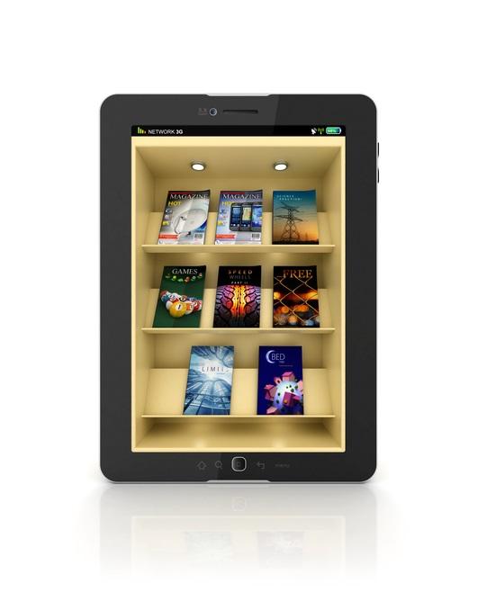 Knihovna elektronických knih
