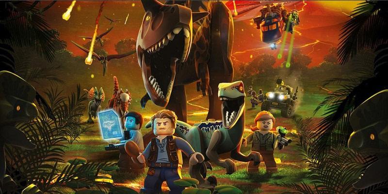 LEGO Jurský svet – stavebnica plná dobrodružstiev