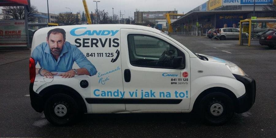 Zákaznícka podpora a servis Candy & Hoover
