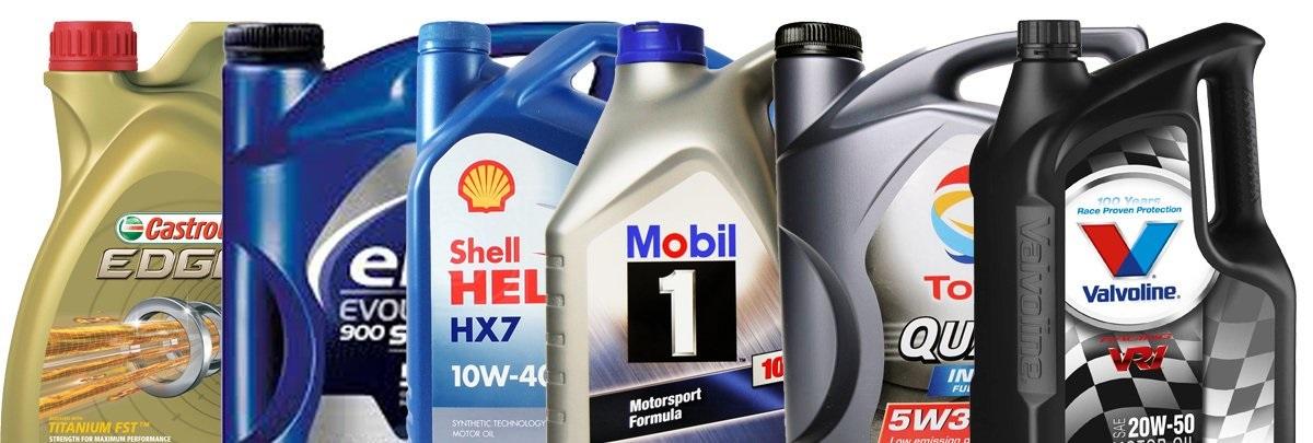 Kvalitné motovoré oleje