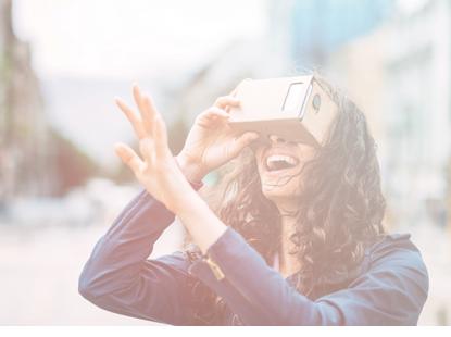 Virtuálna realita, čiže zábava pre všetkých