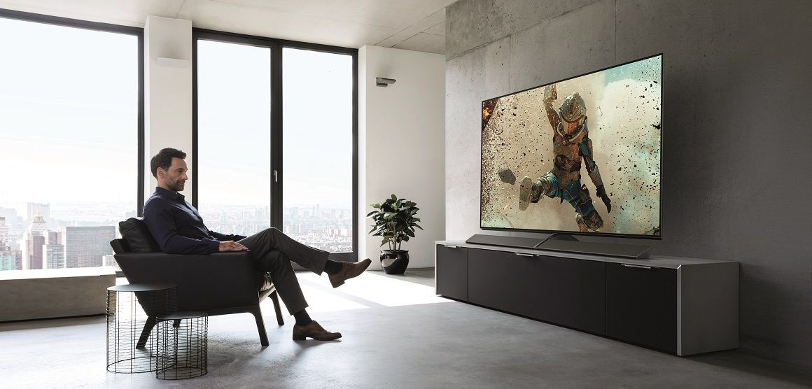 Panasonic OLED televízor