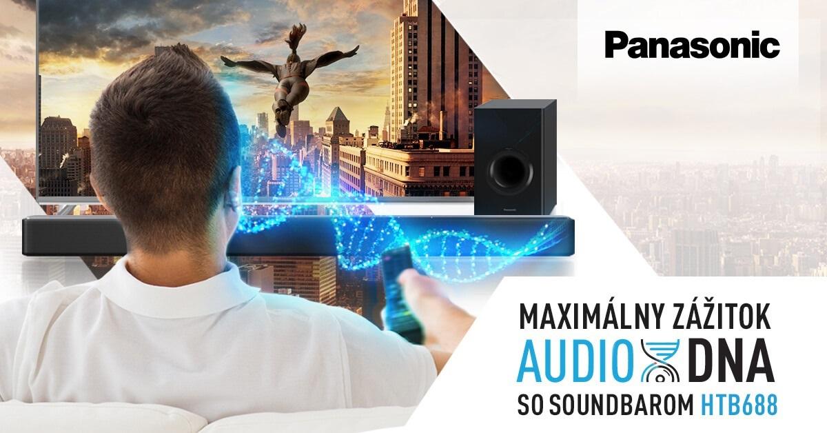 Panasonic;Audio DNA;movieFAN