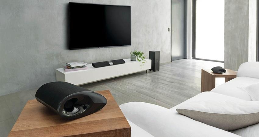 Soundbar; Philips Fidelio B5