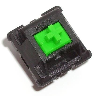 Mechanický spínač Razer Green