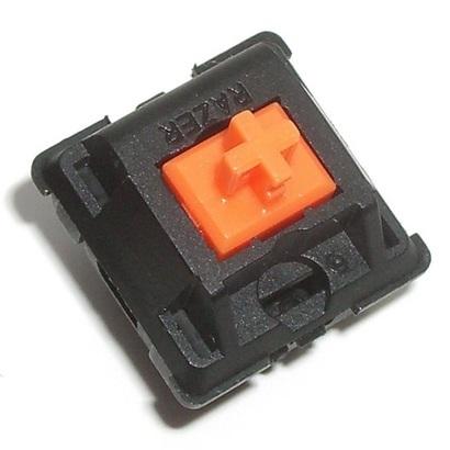 Mechanický spínač Razer Orange
