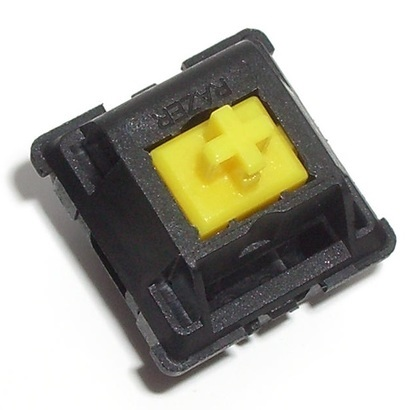 Mechanický spínač Razer Yellow