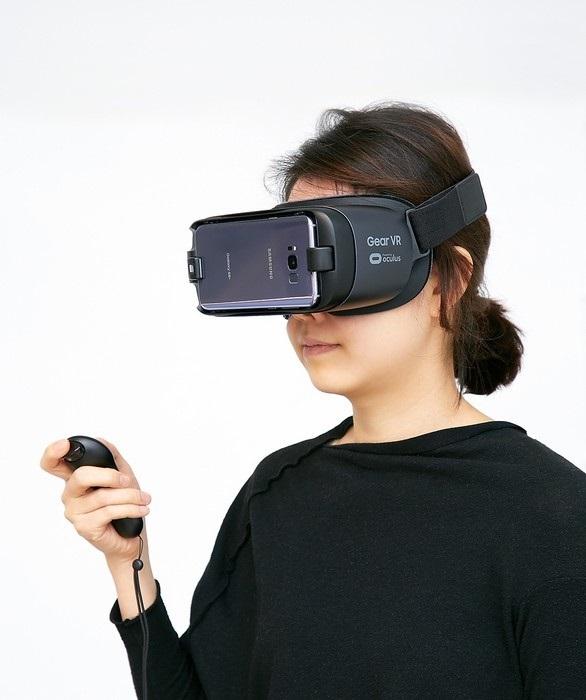 Samsung Gear VR - nový ovládač