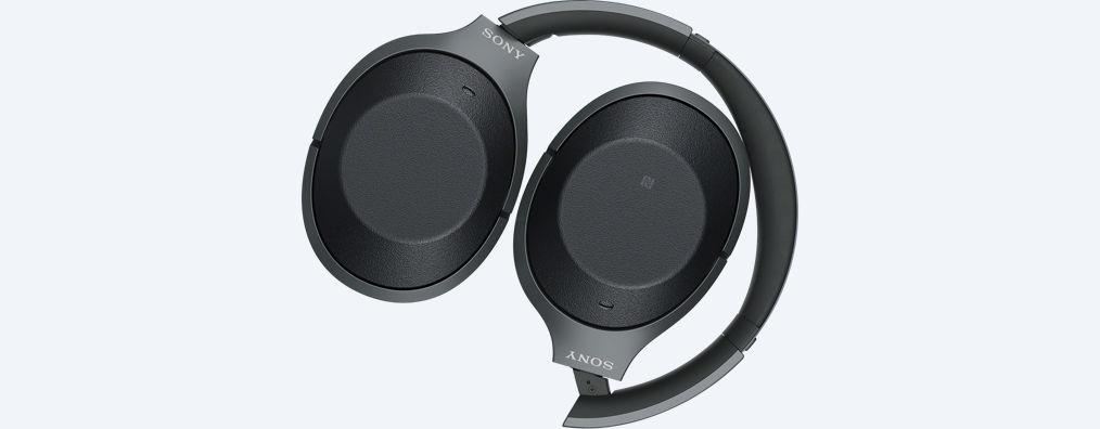 Sony WH 1000XM2; slúchadlá cez hlavu
