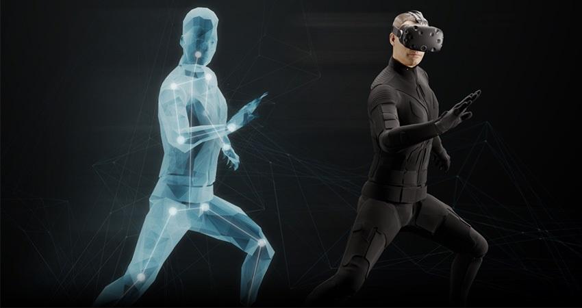 ba2c82b50 teslasuit, virtuálna realita, extended reality