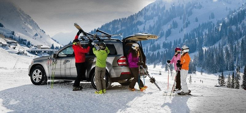 Strešné nosiče a ďalšie vychytávky vám pomôžu s prepravou na hory