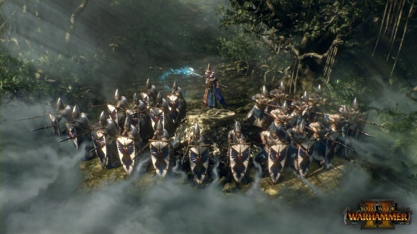 Total War Warhammer 2; hratelná frakce; elfové