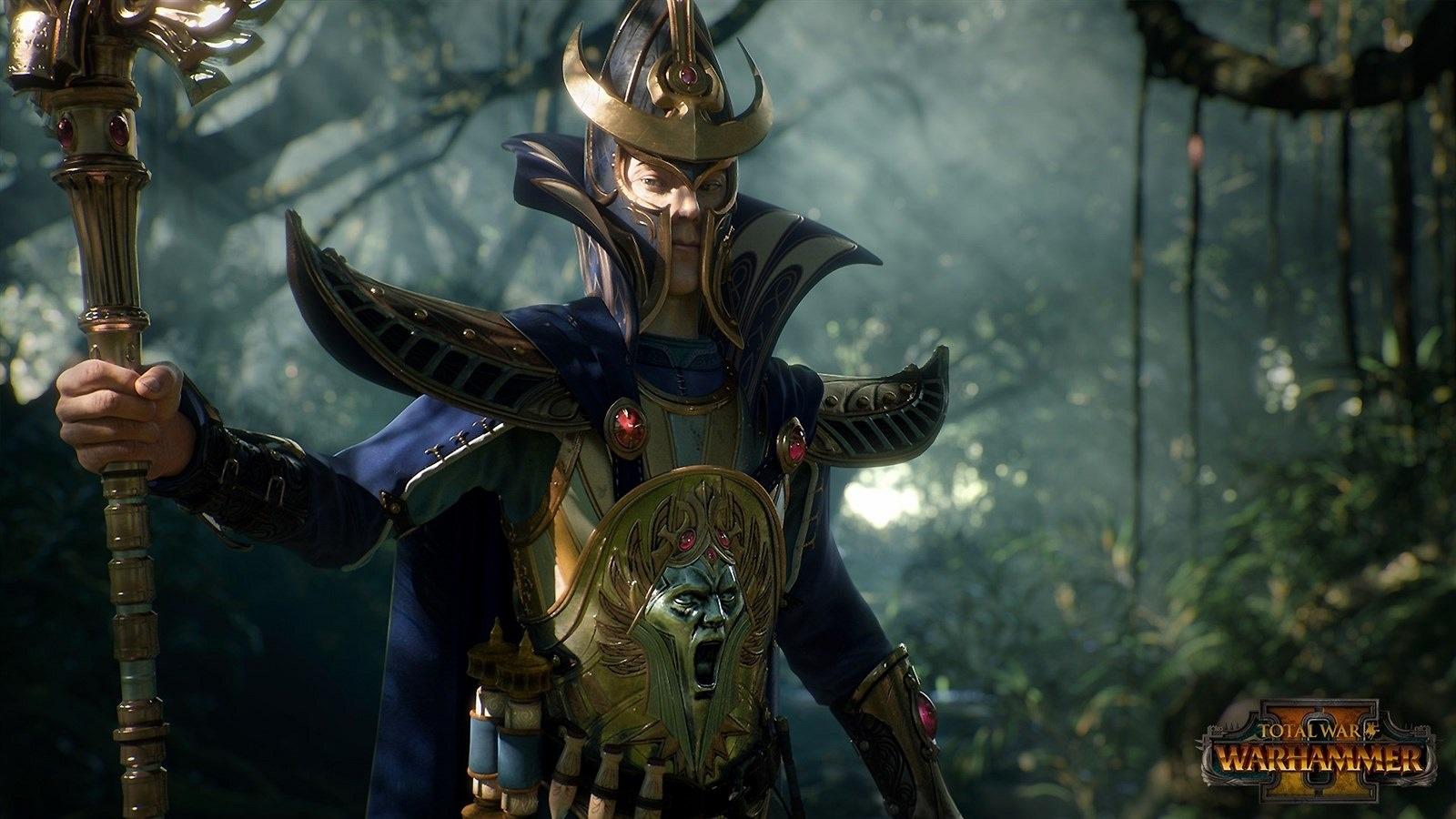 Total War Warhammer 2; Teclis