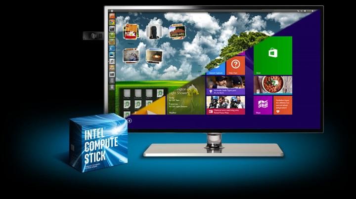 Intel Compute Stick - operačné systémy