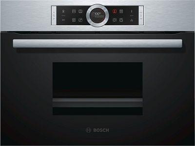 Vstavaná kompaktná rúra Bosch