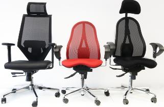 Test kancelárskych stoličiek – oplatí sa investovať?