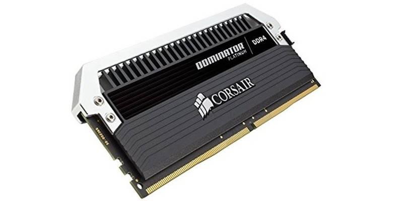 Corsair Dominator Platinum 8 GB (2× 4 GB) 4 000 MHz (RECENZIA A TESTY)