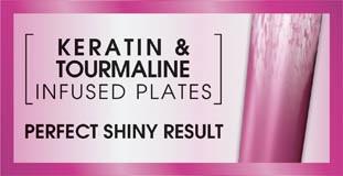 Žehlička na vlasy Rowenta SF4522D0 Keratin Shine Elite so žehliacimi  doskami s keratínom a turmalínom 5959aa70570