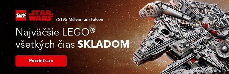 Falcon opäť skladom