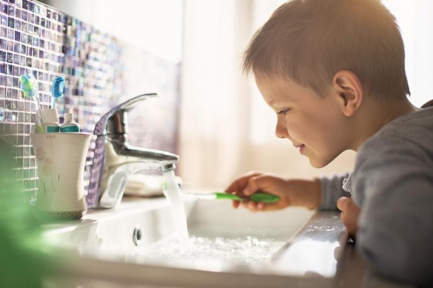 Domáca zubná pasta je aj pre deti