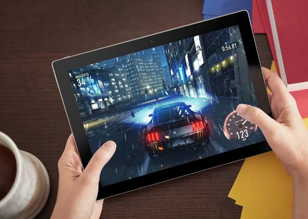 Google Pixel C; hry na tablete; výkonný tablet