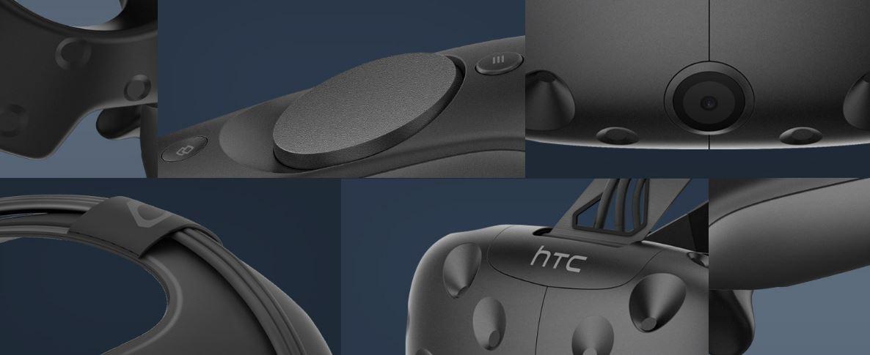HTC Vive – okuliare na virtuálnu realitu