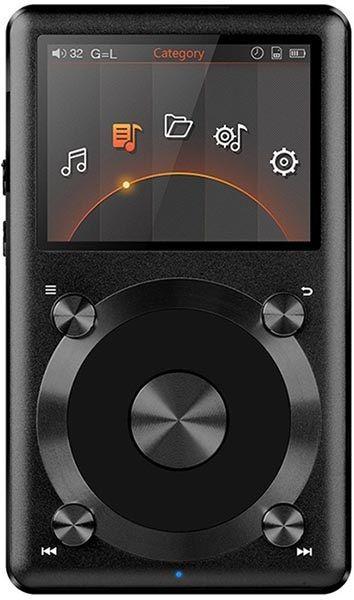 MP3 prehrávač s grafickým displejom