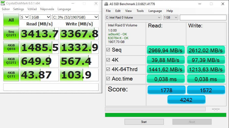 MSI GS75 Stealth 9SG – SSD1