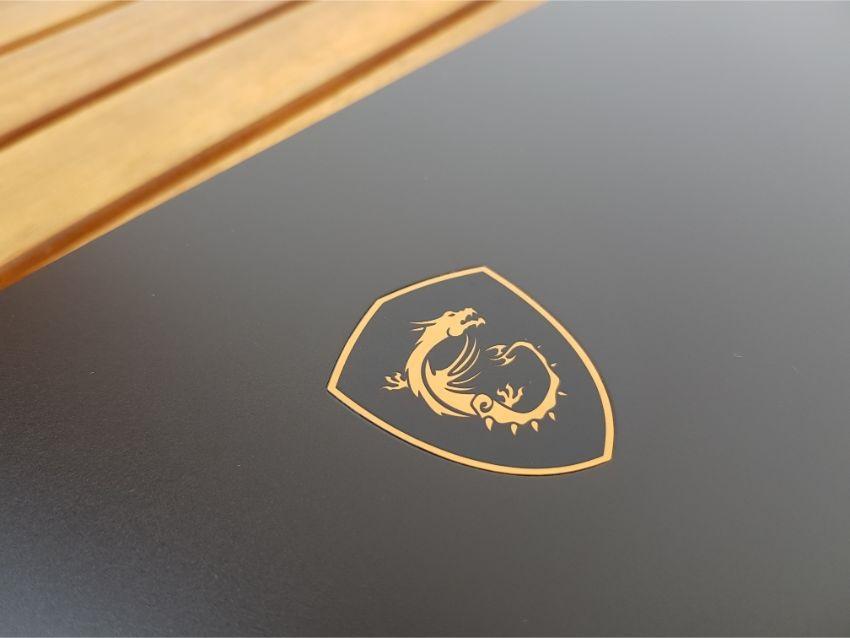 MSI GS75 Stealth 9SG – Logo