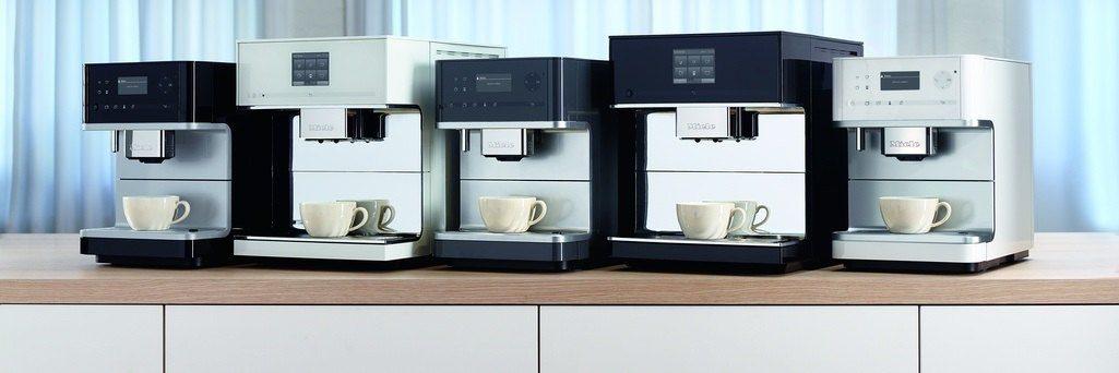 Vstavané kávovary MIELE