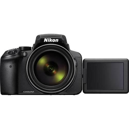 Nikon COOLPIX P900 slefie fotoaparát