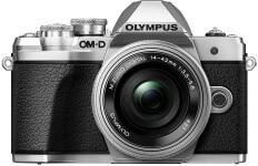 Bezzrkadlovka Olympus E-M10 Mark III